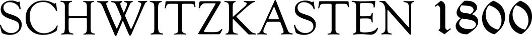 Schwitzkasten1800 Logo